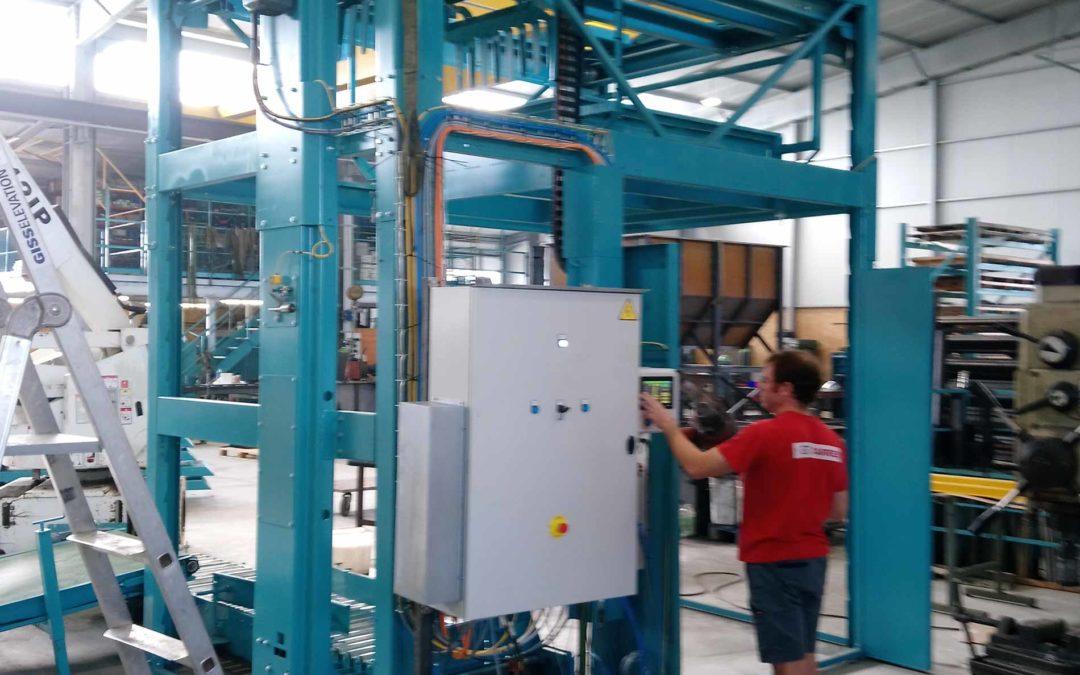 Carrer - Test atelier machine